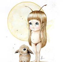 Ilustración Infantil. Un proyecto de Ilustración y Diseño de personajes de Sara Casilda         - 04.07.2016