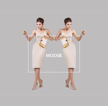 Mozaik - Website Design. Un proyecto de UI / UX, Dirección de arte, Moda, Diseño gráfico y Diseño Web de Carmen Virginia Grisolía Cardona - 01-10-2015