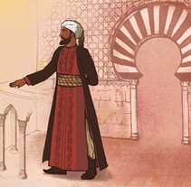 The Umayyad Route – Documentary film. A Illustration, and Motion Graphics project by Miss Aoki  - Jul 07 2016 12:00 AM