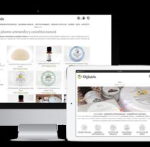 Ecommerce ohjabon.com. Um projeto de Design gráfico, Web design e Desenvolvimento Web de Miguel Ibáñez Domingo         - 09.01.2014