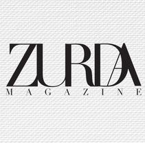 ZURDA MAGAZINE. Um projeto de Br, ing e Identidade, Design gráfico e Web design de Luna Hernandez Giusti         - 26.04.2016