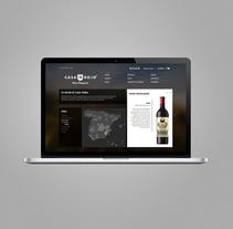 Casarojo.com. Un proyecto de Diseño gráfico y Desarrollo Web de Estudio Maba  - 10-08-2016