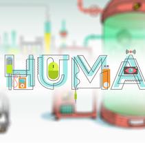 I human. Um projeto de Animação de Pablo Valverde          - 16.11.2014