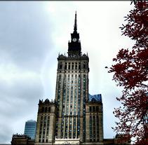 Crónicas Polacas I :   Varsovia (parte I). Un proyecto de Fotografía y Eventos de Manuel Pérez  Báñez - 17-08-2016