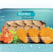 Frozen Food | Alimentos congelados. A Graphic Design, and Packaging project by Ana Silva         - 17.08.2014