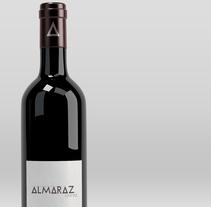 Bodega Almaraz Coop.. Un proyecto de Br, ing e Identidad y Diseño gráfico de Pablo Barba - 22-08-2016
