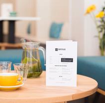 Fotografía de interior - Subtítulos café. Un proyecto de Fotografía de Celia  Mondéjar         - 11.09.2016