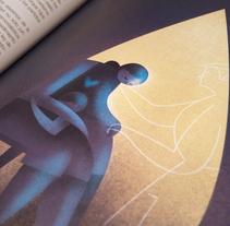 HERMES - Ilustraciones 80 aniversario Guerra Civil. A Illustration project by Nuria  - Sep 01 2016 12:00 AM