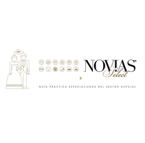 Novias Select. Magazine nupcial online. A Br, ing, Identit, and Marketing project by Lorena Rial         - 02.09.2016