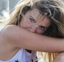 Mariam en A Coruña. A Photograph, and Fashion project by Mireia Santiago         - 02.09.2016