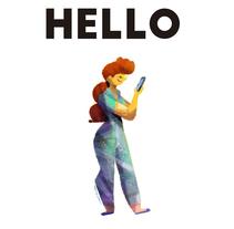 Video promo Hello. El nuevo ¨curso¨ comienza y aquí está mi promo.. Un proyecto de Ilustración, Animación, Dirección de arte, Diseño editorial y Educación de Jesús Escudero - 07-09-2016