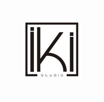 IDENTIDAD CORPORATIVA, IKI STUDIO. Um projeto de Design, Br, ing e Identidade, Artes plásticas e Design gráfico de Bea Tirado Calvo         - 11.09.2016