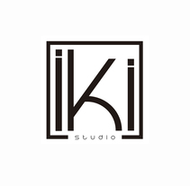 IDENTIDAD CORPORATIVA, IKI STUDIO. A Design, Br, ing, Identit, Fine Art, and Graphic Design project by Bea Tirado Calvo         - 11.09.2016