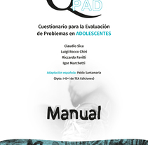 Manual QPAD. A Editorial Design, and Graphic Design project by Ana Cristina Martín  Alcrudo - Aug 13 2016 12:00 AM