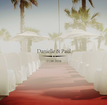 Teaser Danielle & Paul. A Motion Graphics, Photograph, Film, Video, TV, Events, and Post-Production project by Jorge Dourado         - 10.06.2016