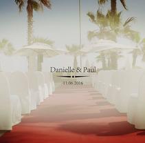 Teaser Danielle & Paul. Un proyecto de Cine, vídeo, televisión, Eventos, Fotografía, Motion Graphics y Post-producción de Jorge Dourado - Sábado, 11 de junio de 2016 00:00:00 +0200