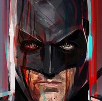 They call it Batman Day. Un proyecto de Comic de Ismael Alabado Rodriguez - Sábado, 17 de septiembre de 2016 00:00:00 +0200