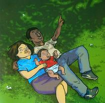 Nosotros - segunda parte. Um projeto de História em quadrinhos de Tomás Arango         - 18.09.2016