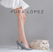 Pura Lopez Luxury fashion shoes E-commerce. Un proyecto de UI / UX y Diseño Web de Alfredo Merelo  - 18-09-2016