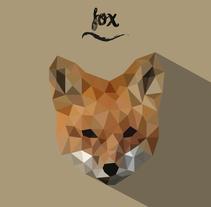FOX. Un proyecto de Diseño e Ilustración de Sonia Medina Malón         - 20.09.2016