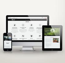 Associació Oratge Web & Image Design. Un proyecto de Diseño gráfico, Diseño interactivo, Diseño Web y Desarrollo Web de Borja Espasa         - 14.07.2016
