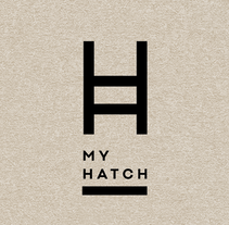 My Hatch branding. A Br, ing&Identit project by Marta Bula - 24-09-2015
