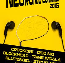 Neurona Comando. Un proyecto de Fotografía y Diseño gráfico de Sergio Mora - Lunes, 04 de abril de 2016 00:00:00 +0200