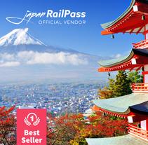 Japan Rail Pass @ JRailPass.com. Um projeto de UI / UX, Gestão de design, Arquitetura da informação, Marketing e Design de produtos de Carlos Ponce de León         - 26.09.2016