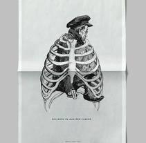 Carteles por experimentar. Un proyecto de Ilustración y Diseño gráfico de Uri  - 29-09-2016