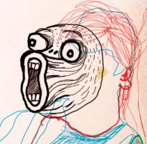 El Niño Nada_Bang Ediciones[1]. Un proyecto de Ilustración, Música, Audio, Diseño editorial, Moda, Diseño gráfico, Pintura, Escritura, Collage y Comic de Víctor Escandell - 30-09-2016