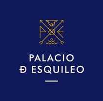 Palacio de Esquileo. Un proyecto de Br, ing e Identidad, Diseño gráfico y Tipografía de Wild Wild Web  - 01-10-2016