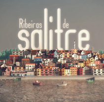 Ribeiras de salitre . A 3D, and TV project by Yago Torres Seoane         - 03.10.2016