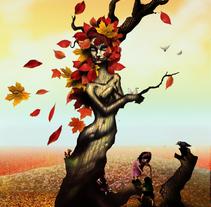 Ilustración. A Illustration project by Juan Jose Huertas Chuwa         - 08.10.2016