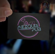 Logotipo Puz Mezquita. A Graphic Design project by Javier Abellán García         - 09.06.2016