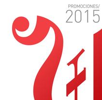 Promociones La Voz de Galicia 2015. Un proyecto de Dirección de arte, Diseño gráfico, Cop y writing de Luis Torres  - Jueves, 01 de enero de 2015 00:00:00 +0100