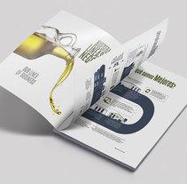 Dossier Conde de Benalúa. Un proyecto de Diseño, Diseño editorial y Diseño gráfico de vbernabe - 12-10-2016