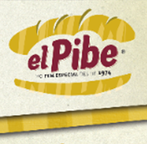 Paneles El Pibe. Un proyecto de Br e ing e Identidad de Silvia  Durán Pérez - 17-04-2015