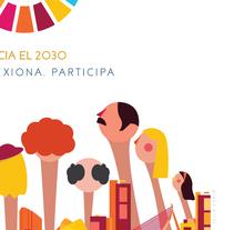 Diseño de cartel para Proyecta Valencia.. Um projeto de Design, Design gráfico e Design de informação de Julia Furió Quesada         - 17.10.2016