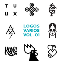 LOGOS. A Graphic Design project by Quique Ollervides         - 17.10.2016