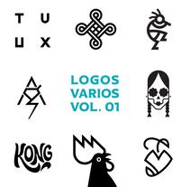 LOGOS. Un proyecto de Diseño gráfico de Quique Ollervides - Martes, 18 de octubre de 2016 00:00:00 +0200
