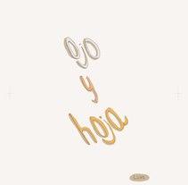Ojo y Hoja. Un proyecto de Ilustración de mluss         - 19.10.2016