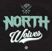 North Wolves Team (Game of Thrones). A Graphic Design, T, and pograph project by Max Gener Espasa         - 19.10.2016