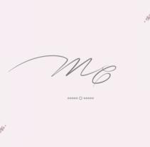 Invitación de boda. Un proyecto de Diseño gráfico de Daniela Figueras Pinto - 26-10-2016