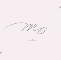 Invitación de boda. A Graphic Design project by Daniela Figueras Pinto         - 26.10.2016