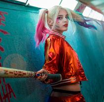 Harley Quinn (WIP). Un proyecto de Publicidad, Fotografía, Dirección de arte, Bellas Artes y Post-producción de Nekodificador  - 30-10-2016