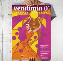 Fiesta Nacional Vendimia 2016. Um projeto de Design e Design gráfico de Maria Eugenia Leiva         - 12.02.2006