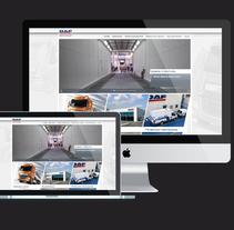 dafnavarra.com. A Web Development project by alfredo blasco         - 04.11.2016