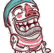 The Antipop. Um projeto de Design, Ilustração, Publicidade, Direção de arte, Br, ing e Identidade, Design de personagens, Design gráfico, Design de produtos, Serigrafia, Vídeo e Arte urbana de Shiffa McNasty         - 09.01.2014