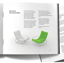 Manual coorporativo para estudio de arquitectura. A Design project by Veronica Vidal         - 09.11.2016