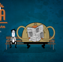 Cosas de Cosa: 1x01 'Manostijeras: Recortes y ladrillos'. A Animation project by J.FRAMES BOND  - 21-07-2013